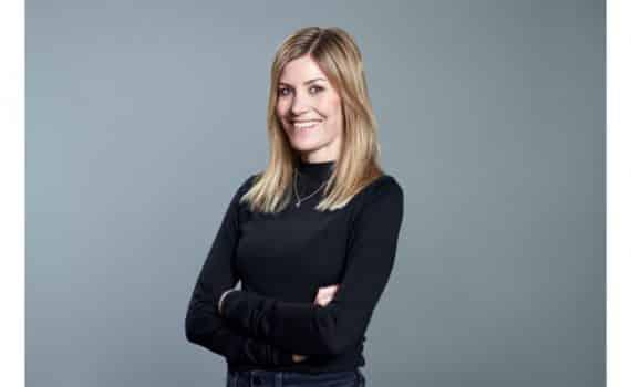 Sara Uddståhl. Foto: Nordic Entertainment Group.
