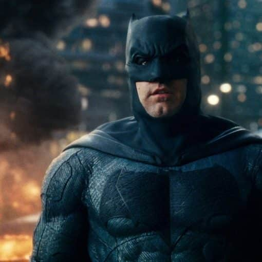 Därför hoppade Ben Affleck av Batman