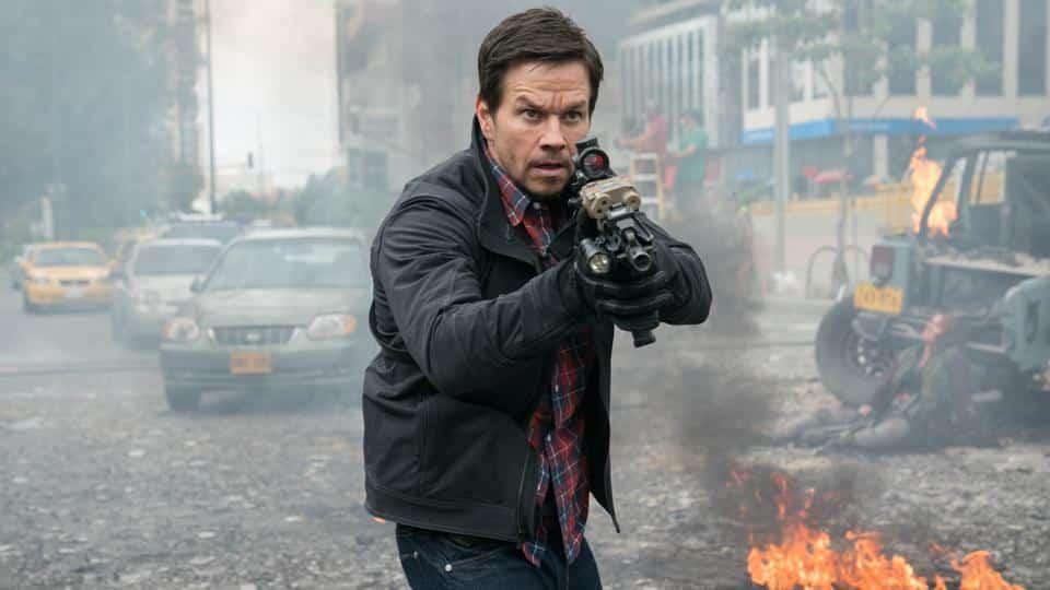 serien om Mark Wahlberg