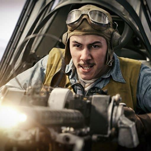 ny krigsfilm