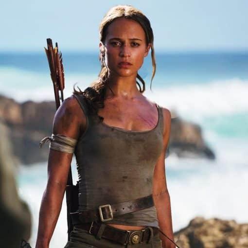 Tomb Raider är en av bra filmer vi rekommenderar här på Filmguide